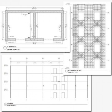 Detailing of Drawings for Reinforcing Materials